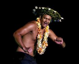 タヒチ人講師